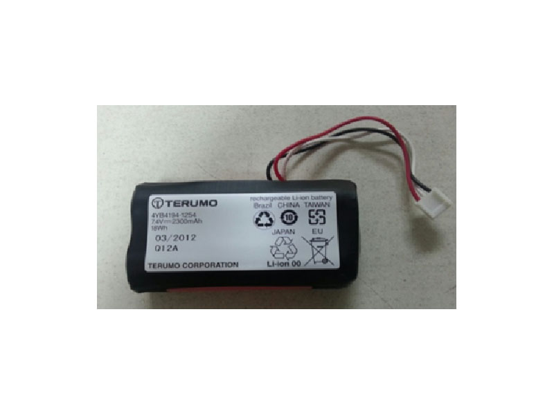 4YB4194 1254 Terumo EBS Replacement Battery