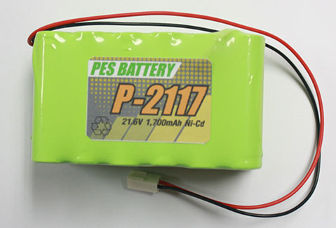 P2117 Kenz106 Replacement Battery